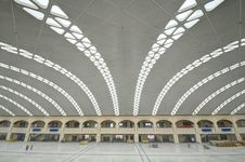 Free Harbin West Railway Station Stock Photo - 26679700