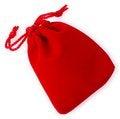 Free Red Jewelry Bag02 Stock Photo - 26687340
