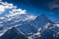 Free Snow Covered Mountains And Rocky Peaks In The Alps Royalty Free Stock Images - 26689939