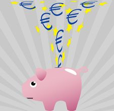 Free Crisis In Eurozone, Austerity Stock Images - 26683154