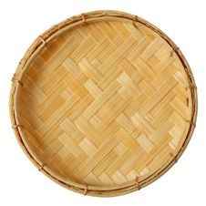 Free Bamboo Mini Basket Stock Images - 26687584