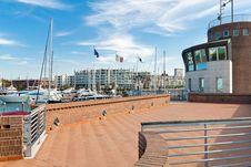 Free Port Of Rimini Royalty Free Stock Photography - 26687917