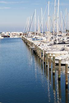 Free Port Of Rimini Royalty Free Stock Photo - 26687945