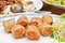 Free Deep Fried Minced Seafood Spring Ball Royalty Free Stock Photo - 26680305