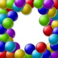 Free Colorful Balls Royalty Free Stock Image - 26697266