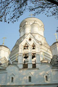 Free Kolomenskoe  Church Royalty Free Stock Photo - 26691155