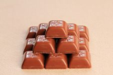 Free Milk Chocolate Stock Images - 26692654