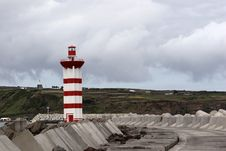 Free Port Lighthouse Stock Photo - 26693550