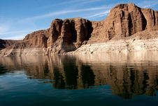 Lake Mead Recreation Area Stock Images