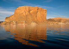 Lake Mead Recreation Area Stock Image