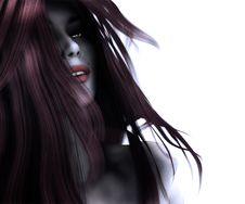 Free 3d Gothic Woman Royalty Free Stock Photos - 26697238