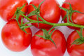 Free Red And Juicy Tomatoes Royalty Free Stock Photography - 2671377