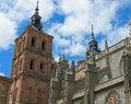 Free European Cathedral Stock Photo - 2671610