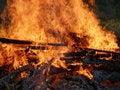 Free Burning Flames Stock Photos - 2677593