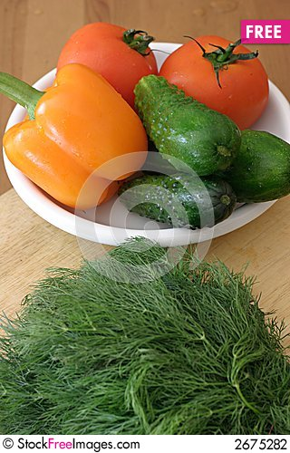 Free Ingredients Stock Photography - 2675282