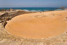 Free Ancient Hippodrome. Stock Photo - 2670940