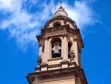Free Tall Church Tower Stock Photos - 2671213