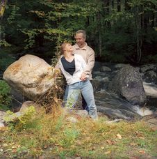 Free Upstate Lovers Royalty Free Stock Images - 2671229