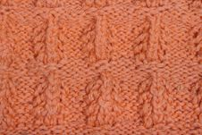 Pattern From A Wool Stock Images