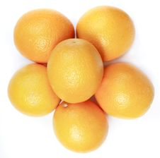 Free Fresh Oranges Stock Photography - 2672012