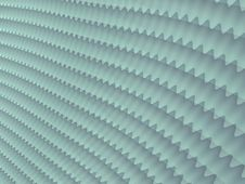 Free Crimped Jagged Edges Pattern Royalty Free Stock Image - 2673056