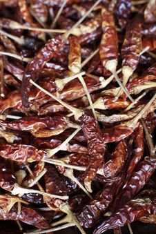Free Dried Chilli Stock Images - 2673124