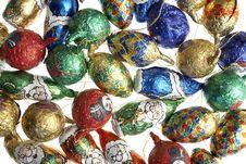Free Christmas Chocolate Decoration Royalty Free Stock Photography - 2673137
