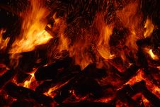 Free Big Fire Stock Photo - 2673690