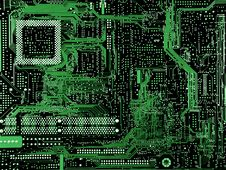 Free Motherboards Stock Image - 2673701