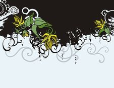 Free Floral Background Series Royalty Free Stock Images - 2673929