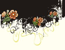 Free Floral Background Series Royalty Free Stock Photo - 2674015