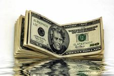 Free Dollar Bills Stock Photos - 2674153