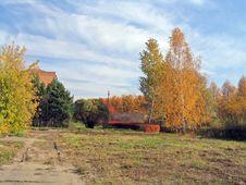 Free Siberia Autumn 2 Royalty Free Stock Images - 2674759