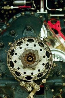 Free Piston Engine Detail Royalty Free Stock Photos - 2676668