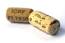 Free Two Wine Corks Stock Images - 2676754