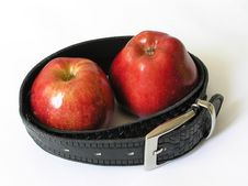 Free Two Apples Royalty Free Stock Photo - 2677065