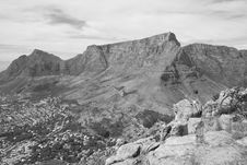 Free Table Mountain Stock Photography - 2678372