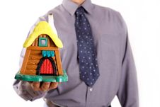 Free Buy A Holiday House Stock Image - 2679001