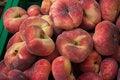 Free Stack Of Fresh Peaches Stock Photos - 26700773