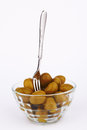 Free Olives In Bowl Royalty Free Stock Image - 26704516