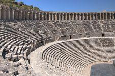 Free Aspendos Theatre, Turkey Stock Image - 26701091