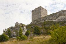 Free Old Castle - Jura Region, Poland Royalty Free Stock Images - 26701509