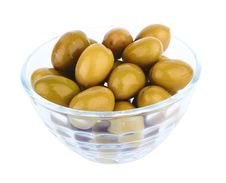 Free Green Olives Stock Photo - 26704410