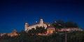 Free The Castle In Bratislava Stock Photo - 26716840