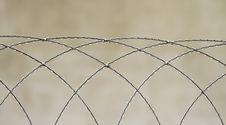 Free Razor Wire Stock Image - 26711741