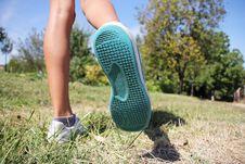 Free Jogging Royalty Free Stock Photos - 26715498
