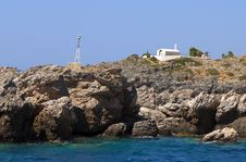 Crete Island In Greece Royalty Free Stock Images