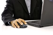 Free Typing On Laptop Stock Images - 26718624