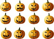 Free Jack-o-lantern Royalty Free Stock Photography - 26719567