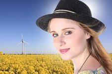 Free Green Energies Royalty Free Stock Images - 26719639